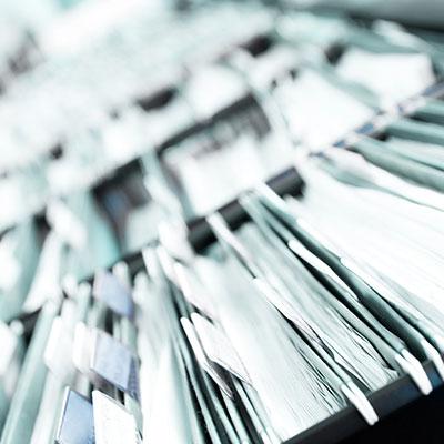 Archivierung von Digital Archiv Service